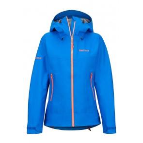 Marmot Women's Starfire Jacket Clear Blue-20