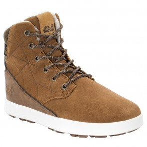 Jack Wolfskin Auckland Wt Texapore High W desert brown / white-20