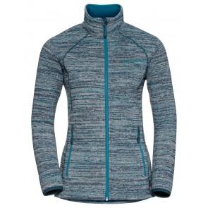VAUDE Women's Rienza Jacket II alpine lake-20