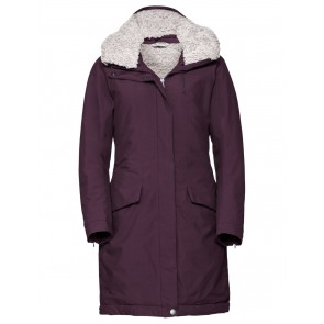 VAUDE Women's Zanskar Coat IV fuchsia-20