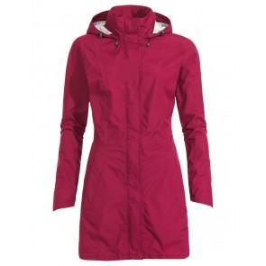 VAUDE Women's Kapsiki Coat II crimson red-20