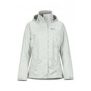 Marmot Women's PreCip Eco Jacket Platinum-20