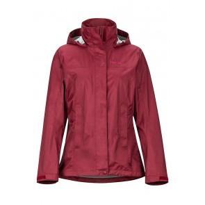 Marmot Women's PreCip Eco Jacket Claret-20