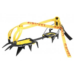 Grivel Crampons G12 NM (W/Antib-Accord)-20