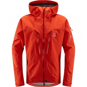 Haglofs Spitz Jacket Men Habanero-20