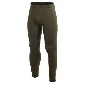 Woolpower Long Johns with Fly 200 Pine Green-20