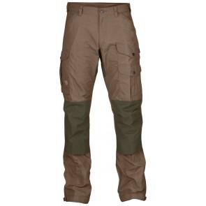 FjallRaven Vidda Pro Trousers M Reg 44 Dark Sand-Dark Olive-20