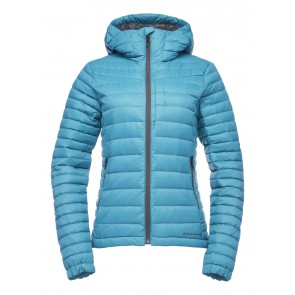 Black Diamond W Access Down Hoody Aqua Verde-20