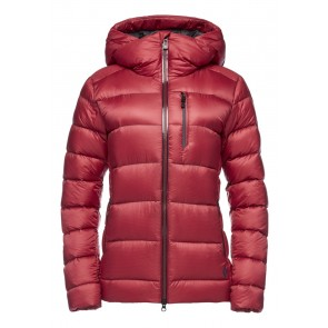 Black Diamond W Vision Down Parka Wild Rose-20