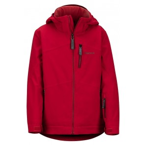Marmot Boy's Ripsaw Jacket Team Red-20