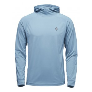 Black Diamond M Ls Alpenglow Hoody Slate Blue-20