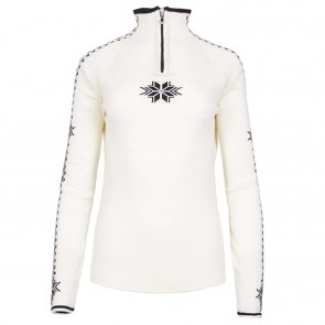Dale of Norway Geilo Fem Sweater Off White / Black-20