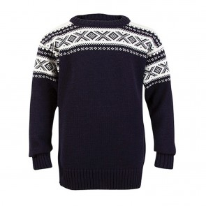 Dale of Norway Cortina Kids Sweater navy / off white-20