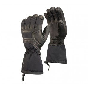 Black Diamond Crew Gloves Black-20