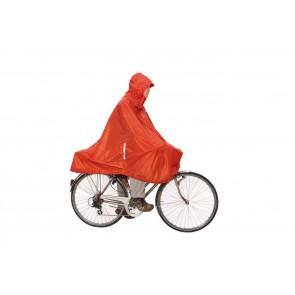 Daypack & Bike Poncho terracotta-20