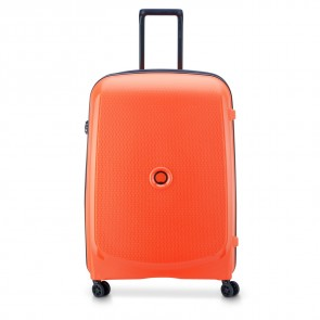Delsey Belmont Plus 4 Double Wheels Expandable Trolley 76 CM Orange-20