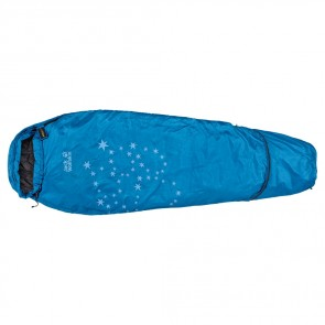 Jack Wolfskin Grow Up Star electric blue-20