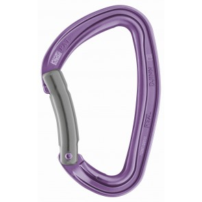 Petzl Djinn Carabiner Bent Gate Violet-20