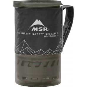 MSR WindBurner 1.0L Personal Stove System Black-20