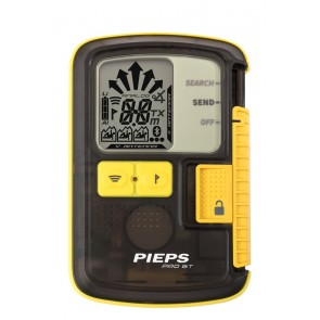PIEPS Pro Bt anthrazit/ yellow-20