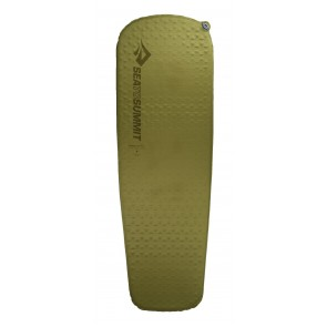 Sea To Summit Camp Mat Self Inflating Large Olive-20