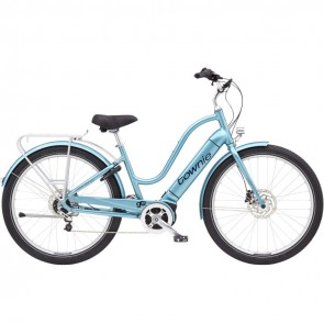 Electra Townie Path Go! 5i Step Thru EU M Aqua Metallic-20