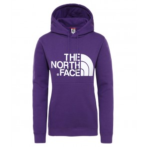 The North Face Women's New Drew Peak Hoodie HERO PURPLE-20