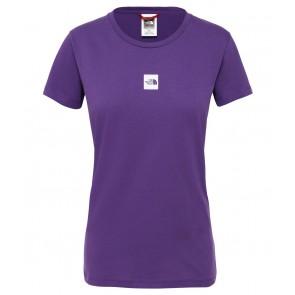 The North Face Women's Fine T-Shirt HERO PURPLE-20