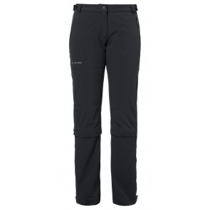 VAUDE Women's Farley Stretch Capri T-Zip II black-20