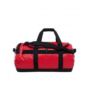 The North Face Base Camo Duffel M TNF RED/TNF BLACK-20
