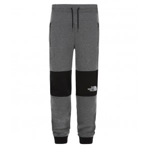 The North Face Men's Himalayan Fleece Trousers TNFMEDIUMGREYHTR/TNFBLACK-20