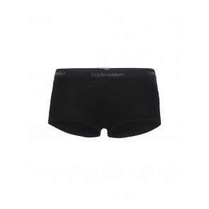 Icebreaker Wmns 175 Everyday Boy shorts Black-20
