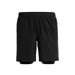 Icebreaker Mens Impulse Training Shorts Black-20