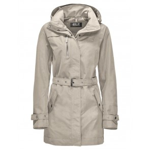 Jack Wolfskin Kimberley Coat dusty grey-20