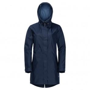 Jack Wolfskin Monterey Coat Women midnight blue-20