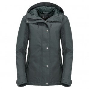 Jack Wolfskin Mora Jacket greenish grey-20