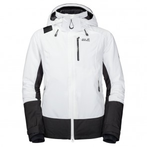 Jack Wolfskin Big White Jacket W white rush-20