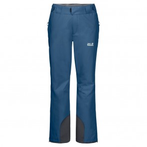 Jack Wolfskin Powder Mountain Pants M indigo blue-20