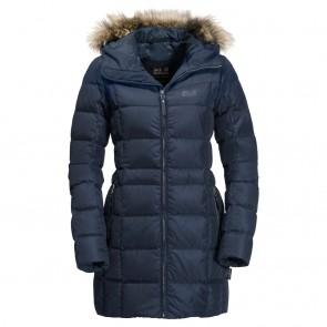 Jack Wolfskin Baffin Island Coat midnight blue-20