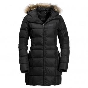 Jack Wolfskin Baffin Island Coat black-20
