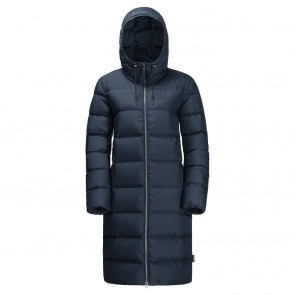 Jack Wolfskin Crystal Palace Coat midnight blue-20