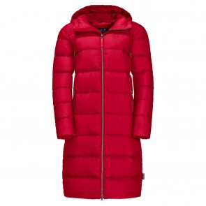 Jack Wolfskin Crystal Palace Coat ruby red-20