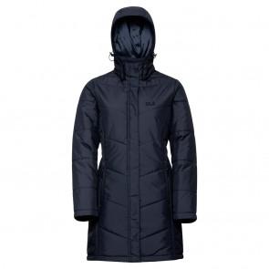 Jack Wolfskin Svalbard Coat Women midnight blue-20