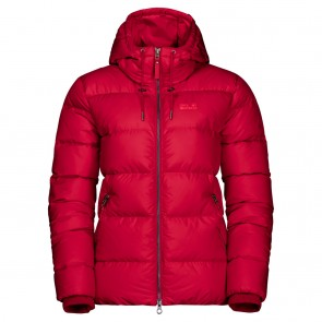 Jack Wolfskin Crystal Palace Jacket W ruby red-20