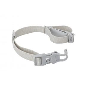 VAUDE Chest belt 15 mm pebbles-20