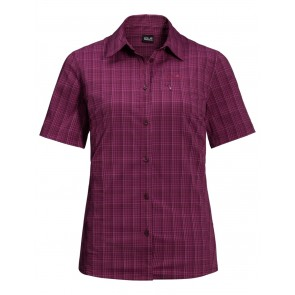 Jack Wolfskin Centaura Shirt W wild berry-20