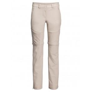 Jack Wolfskin Activate Zip Away Pants W light beige-20
