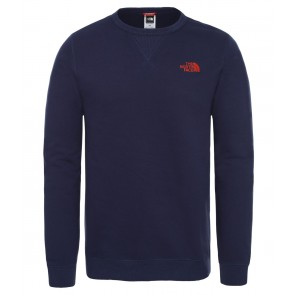 The North Face Men's Street Fleece Pullover MONTAGUE BLUE-20