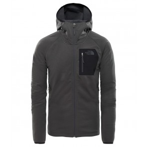 The North Face Men's Borod Hoodie ASPHALT GREY/TNF BLACK-20