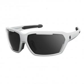 Scott Sunglasses Vector white matt/black grey-20